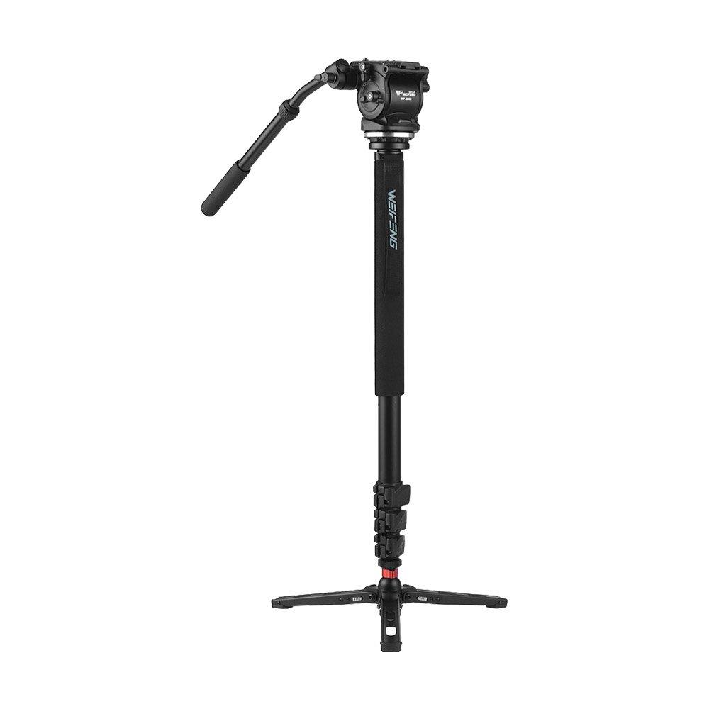 Andoer Weifeng Wf 500s 74 Zoll 188 Cm Kamera Vanguard Am 264tv Aluminium Monopod