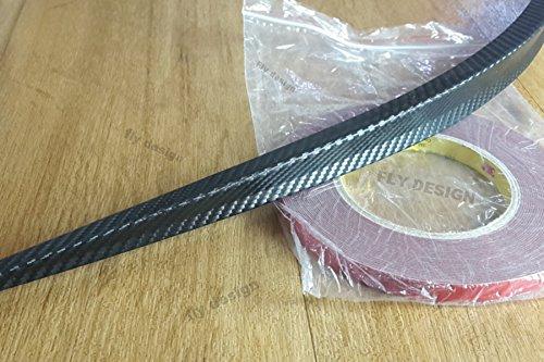 Car-Tuning24 54441376 wie Performance und M3 1er E82 E81 E88 tuning spoiler CARBON look heckspoiler SLIM lippe heck flaps