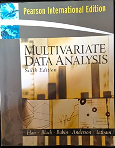 amazon com multivariate data analysis 9780029465646 joseph f