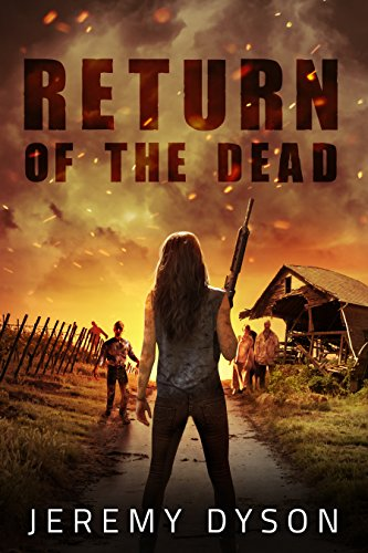 Return of the Dead (ROTD Book 2) by [Dyson, Jeremy]