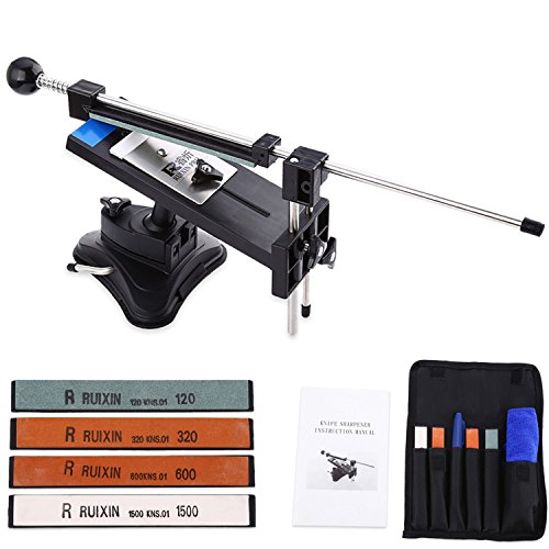 Pro Sharpening System - Chef Knife Grinding System Pencil Apex Edge Pro Sharpener Professional Suitable For All Sharpening Systems, Such As Kitchen Knives, Scissors, Saws, Etc.