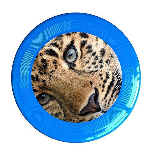 Frisbee Tiger Eyes Pets Safe Plastic Frisbee Flying Saucer Flying Disc Sport Disc Fun Flyer Frisbee