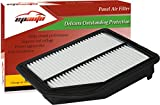 EPAuto GP258 (CA11258 / 17220-R5A-A00) Honda Replacement Extra Guard Rigid Panel Engine Air Filter for CR-V (2012-2014)