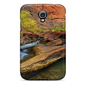 Speck-cases Case Cover Protector Specially Made For Galaxy S4 Canyon Stream In Zion National Park
