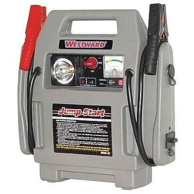 Battery Jump Starter, 12VDC, Manual, 720A