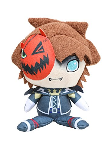 Plush Funko Disney Kingdom Hearts Halloween Town Sora Hot Topic Exclusive]()