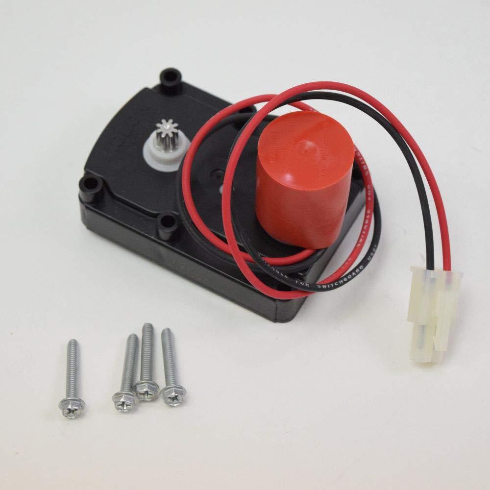 Ge WS26X10021 Water Softener Valve Motor Genuine Original Equipment Manufacturer (OEM) Part