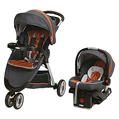 Graco FastAction Fold Sport Stroller Click Connect Travel System by Graco Baby that we recomend individually.