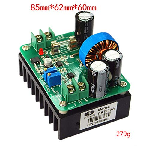 Switching Power Supply - 1 Pc Dc 600w In 10 60v Out 12 80v Boost Converter Step Up Module Car Laptop Power Supply - Plug 100-240v Transformer S003gu0600010 Output Pressman 1200w Dual Fy3803000 (Best Pc Optimization Tool)