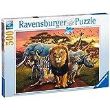 Ravensburger African Splendor - 500 pc Puzzle