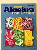 Algebra Puzzles and Problems Grade 4