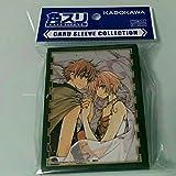 Tsubasa: Reservoir Chronicle Syaoran & Sakura Card Game Character Sleeves Collection KS-07 Vol.2