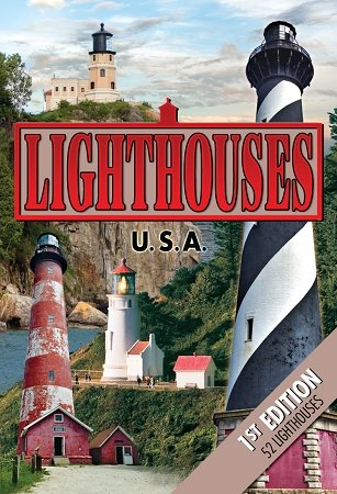 (Lighthouses U.S.A Playing Cards (1st Edition))