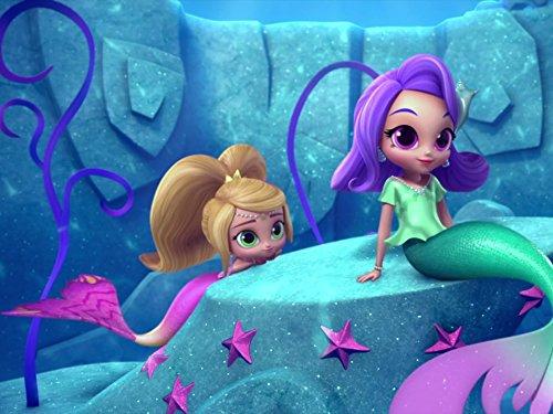 Mermaid Mayhem/Snow Place We