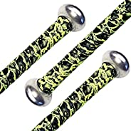Alien Pros Bat Grip Tape for Baseball 0.5MM (1 or 3 Pack) – Precut and Pro Feel Bat Tape – Replacement for Old