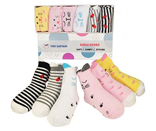 Socks Toddler Months Tiny Captain