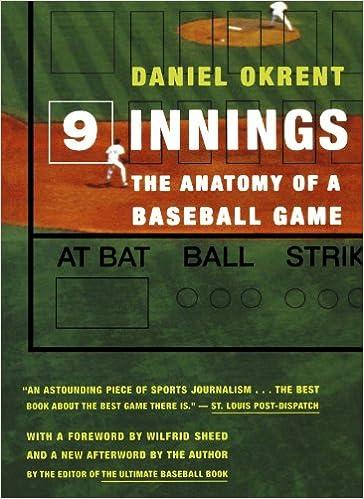Nine Innings: Daniel Okrent: 9780618056699: Amazon.com: Books