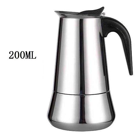 CHANGLI Cafeteras de émbolo Cafetera de café Espresso de ...