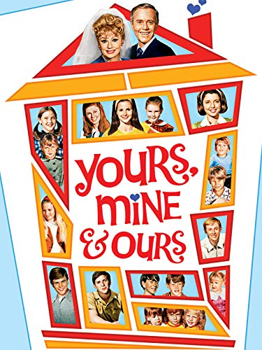 Yours, Mine and Ours (1968) ()
