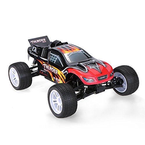 Goolsky 2.4GHz 4WD 1/10 Scale RTR Brushless Electric Off-Road Truck RC Car
