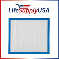 10 Pack True HEPA Air Cleaner Replacement Filter for HoMedics AF-10FL AF-10 Air Cleaner by LifeSupplyUSA