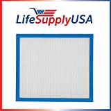 Cheap LifeSupplyUSA 10 Pack True HEPA Air Cleaner Replacement Filter for HoMedics AF-10FL AF-10 Air Cleaner