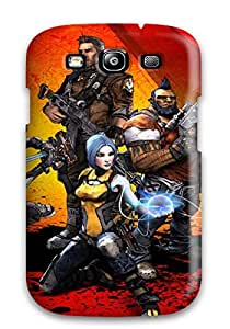 New Premium Bruce Lewis Smith Attractive Borderlands Ps Vita Free Ps Vita Themes And Skin Case Cover Excellent Fitted For Galaxy S3