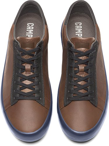 Camper Mens Andratx K100231 Sneaker Moyen Marron