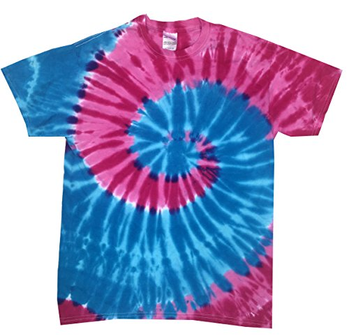 Colortone Tie Dye T-Shirt LG Antigua