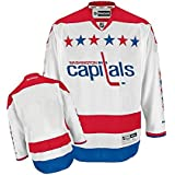 Washington Capitals NHL Youth Alternate Premier Team Jersey White