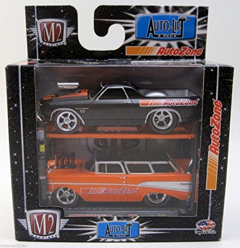 m2-machines-auto-lift-1970-el-camino-1957-nomad-from-autozone-r06-by-m2-machines