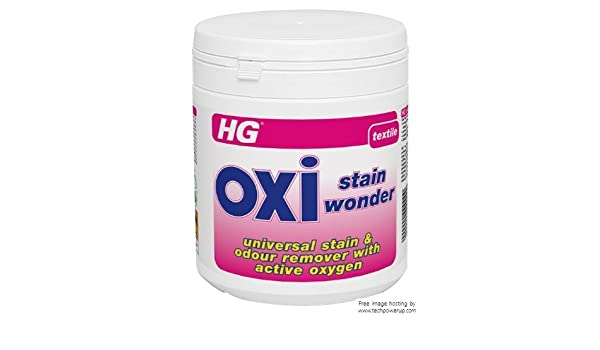 HG Oxi Quitamanchas Wonder: Amazon.es: Hogar