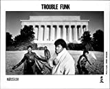 "Size Size of photo 10"" x 8.1""   Trouble Funk energized their D.C. home with the sound of go-go music, an uproarious blend of swinging, up-tempo '70s funk and a '60s-style horn section. The band formed in 1978, and the lineup coal..."