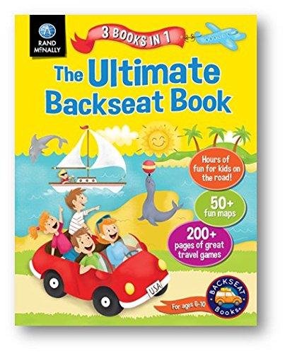 Rand McNally Ultimate Backseat Book product image