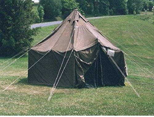 """GP Small Tent 17'6"""" X 17'6"""" Vynil"""