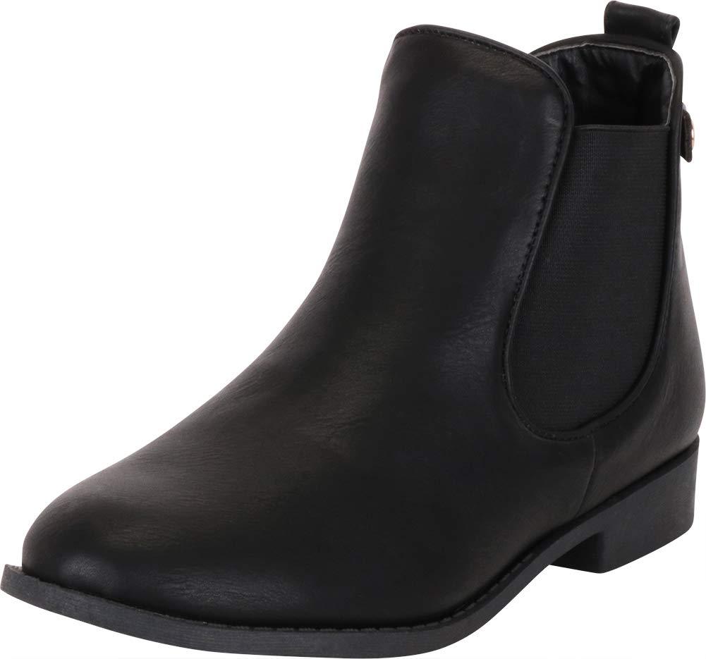 1bd6c021a95be Men's Classic Designer Zipper Casual Chukka Ankle High Dress Boots ...