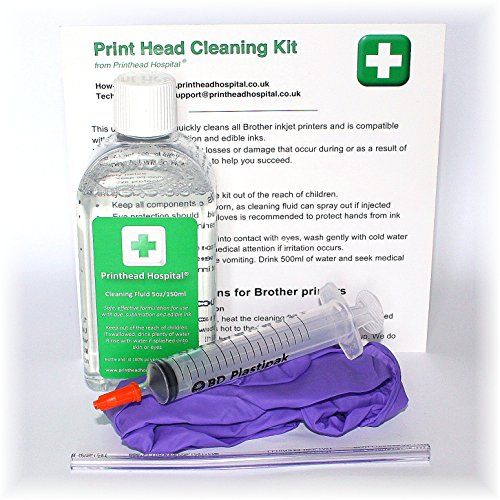 Print Head Cleaner for Brother Printers - 5oz 150ml
