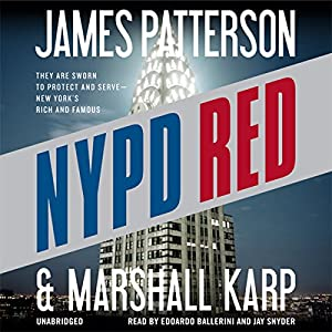 NYPD Red Hörbuch