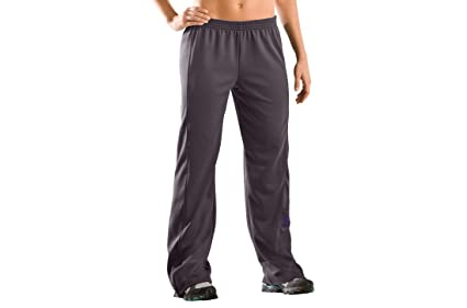 Amazon.com   Women s UA Hero Warm-Up Pants Bottoms by Under Armour ... 47cf777e48
