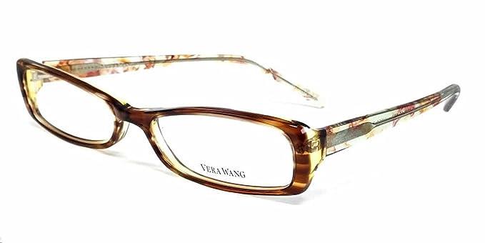 Amazon.com: Vera Wang diseñador anteojos de lectura V050 en ...