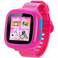 GBD Juego Smart Watch para niños niños con cámara con visualización táctil podómetro cronómetro reloj despertador Toy SmartWatch pulsera wriswatch Salud Monitor