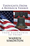 img - for Thoughts From a Redneck Yankee: From Eisenhower to Trump book / textbook / text book