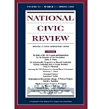 img - for [(National Civic Review: Spring 2002 v. 91, No. 1: Issues in Local Government Structure and Performance )] [Author: Robert Loper] [May-2002] book / textbook / text book