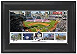 PETCO Park San Diego Padres Framed Stadium Panoramic with Game-Used Ball-Limited Edition of 500 - Fanatics Authentic Certified offers