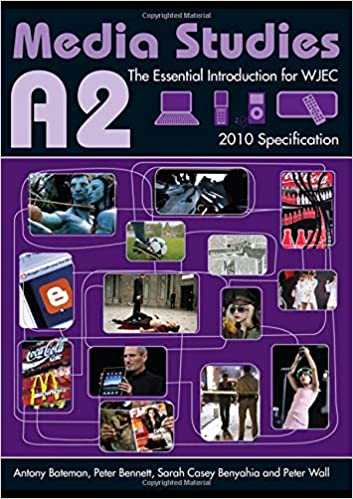 A2 Media Studies: The Essential Introduction for WJEC (Essentials)