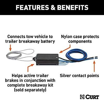 CURT 52010 Trailer Breakaway Switch: Automotive