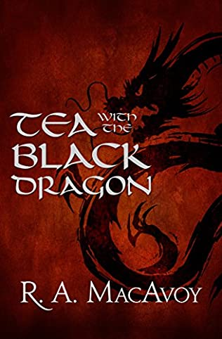 book cover of Tea with the Black Dragon