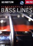 Fingerstyle Funk Bass Lines Bk/Cd (Bass: Fingerstyle Funk)