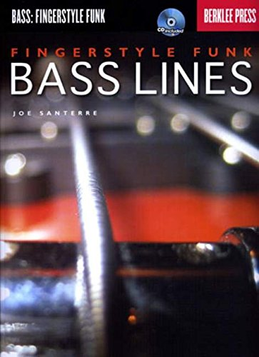 Fingerstyle Funk Bass Lines Bk product image
