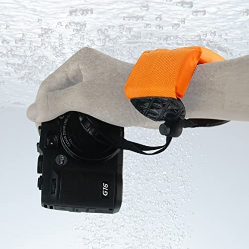 Premium Material XIAOMIN Submersible Floating Bobber Hand Wrist Strap for Gopro Hero GoPro New Hero //HERO6 //5//5 Session //4 Session //4//3+ //3//2 //1 Dark Blue Xiaoyi and Other Action Cameras